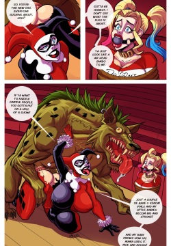 Harley Quinn Sexual Adventures
